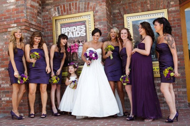 BrideMaids Wedding Movie