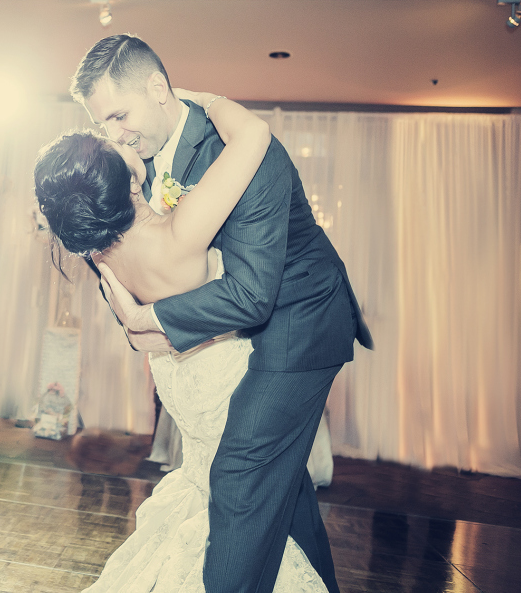 Costa Mesa Wedding First Dance