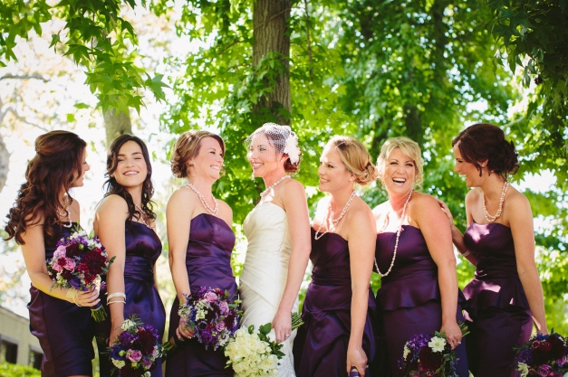 Bridesmaids - Wedding in Orange County