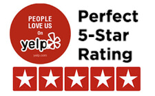 yelp perfect rating