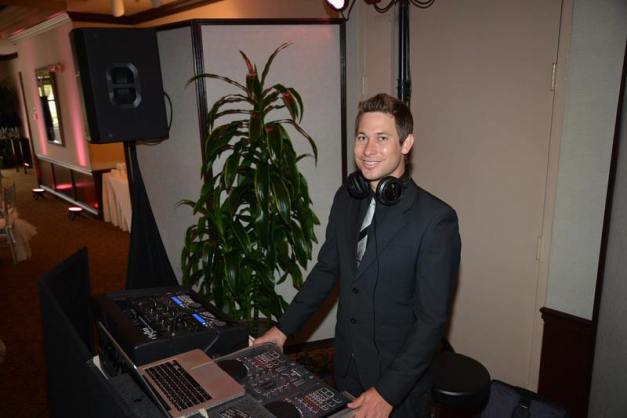 DJ Sota at Sea Cliffs in Huntington Beach