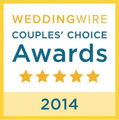 5 star 2014 Company on  Wedding Wire