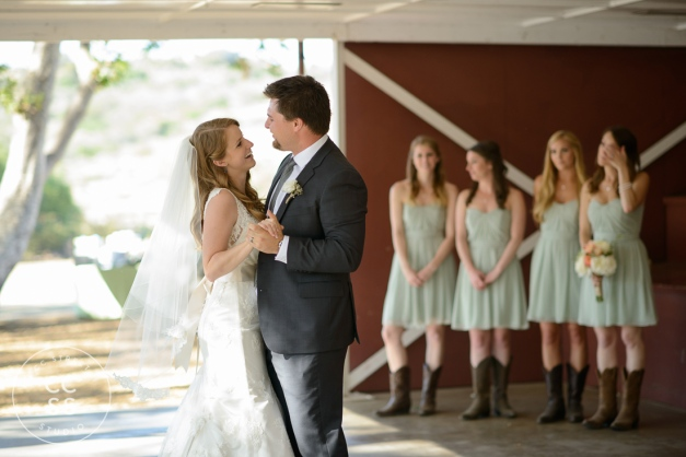 Bommer Canyon wedding